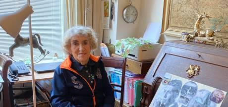 Op haar tachtigste was trauma verwerkt en begon het echte leven voor deze Wassenaarse lady (90)
