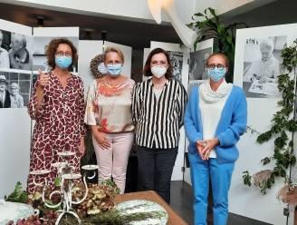 Officiële opening fototentoonstelling 'Dementie kent vele gezichten' in WZC Henri Vander Stokken