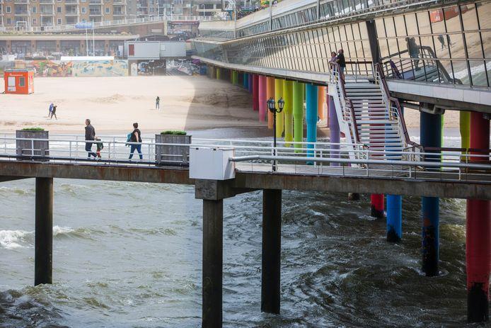 De Scheveningse Pier.