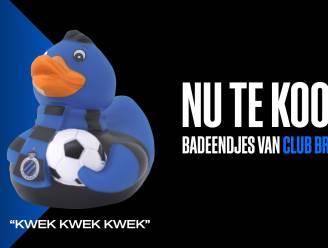 Club Brugge pakt na ruime zege in Gent uit met de verkoop van... blauw-zwarte badeendjes