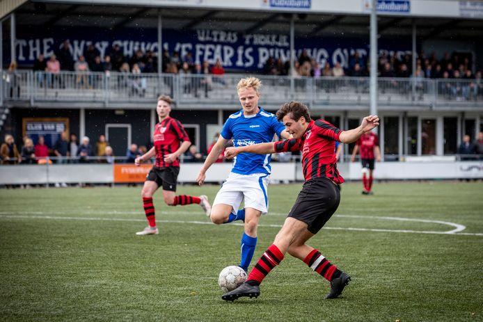 De Losserse derby De Lutte - Sportclub Overdinkel staat ook komend seizoen op het programma: beide clubs spelen wederom in de zondag vierde klasse A.