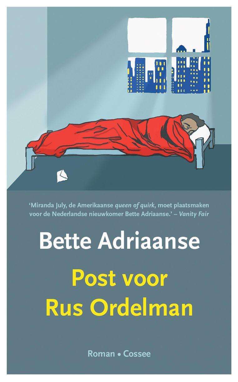 Bette Adriaanse - Post voor Rus Ordelman Beeld