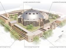 Architecten broeden op alternatief plan voor woningen in de Arnhemse Koepelgevangenis