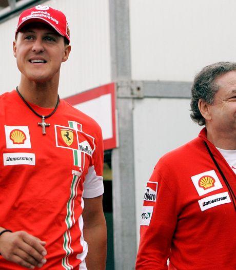 """""""Michael Schumacher suit son fils"""" bientôt en Formule 1: la confidence de Jean Todt"""