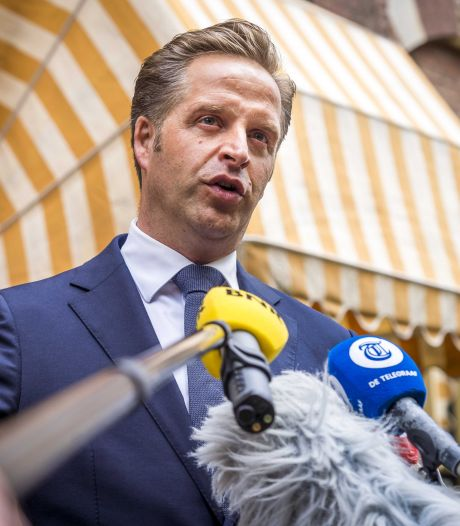 Man veroordeeld voor doodsbedreiging van minister De Jonge via Instagram van diens dochter (13)