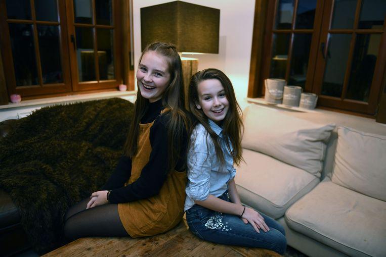 Twee toppers uit the Voice Kids - Maud Verstraeten en Julliette De Hous - doen mee aan RockMusical