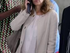 """Hollande et les """"sans-dents"""": Valérie Trierweiler dit avoir une preuve"""