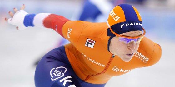 Wüst prolongeert wereldtitel op 1500 meter