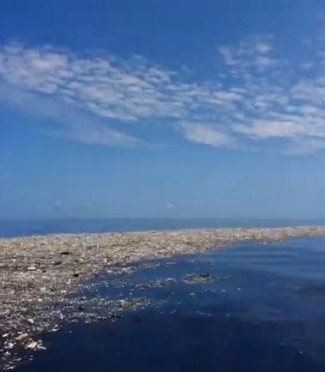 Le plus grand système de nettoyage des océans