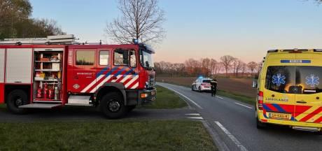 Traumaheli opgeroepen bij ernstig ongeval in Denekamp