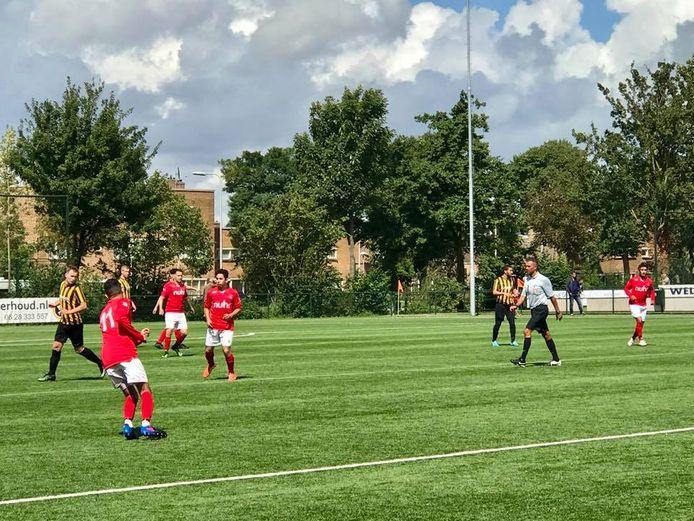 Facebookpagina SV Nieuw Utrecht
