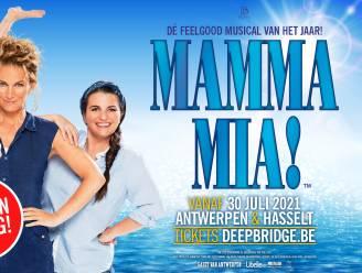 Hitmusical 'MAMMA MIA!' gaat vanaf september opnieuw door in Ethias Theater