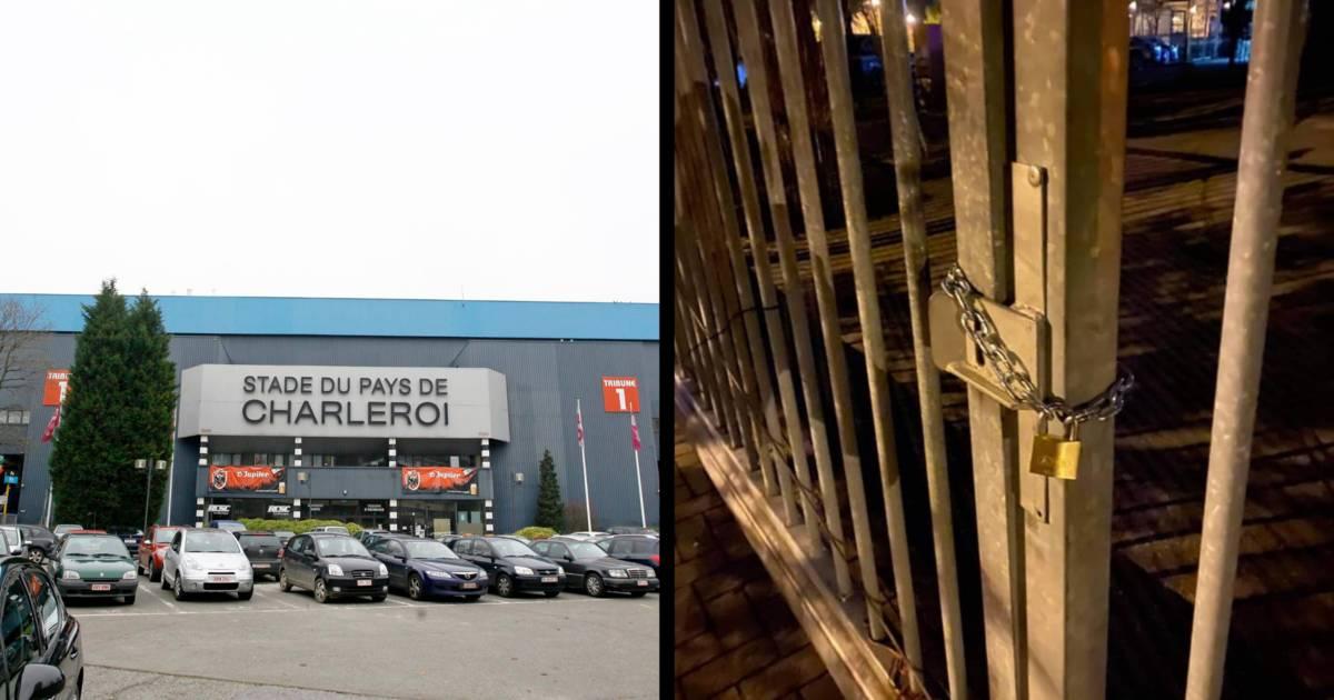 Parking cadenassé et lettre aux femmes des joueurs de Charleroi, une enquête est en cours - 7sur7
