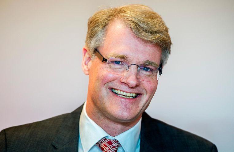 Maarten de Vries in 2015. Beeld anp