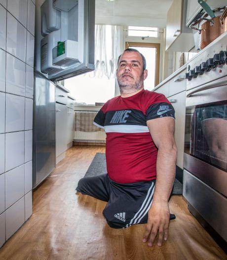 Situatie gehandicapte Sabri schokt iedereen: 'Waar is de overheid die kwetsbare burgers beschermt?'
