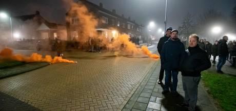 Surveillerende ouders zien vuurwerkrellen uitblijven op Urk: 'Maar we zijn er nog niet'