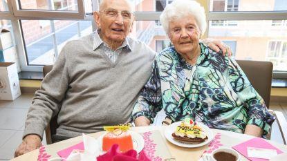 """75 jaar getrouwd: """"Water bij de wijn doen en niet gaan lopen"""""""