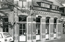 De gevel van café Kaatje is in de loop der jaren nauwelijks veranderd.
