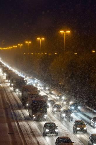 Eerste sneeuwvlokken in Vlaanderen: KMI kondigt code oranje af