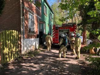 Buren verwittigen brandweer nadat ze heel wat rook uit schouw opmerken
