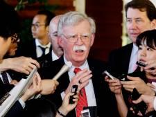 Noord-Korea en China boos: Bolton is een 'oorlogsmaniak' die moet opstappen