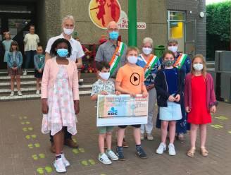 Mondmaskerverkoop Sint-Martinusschool levert 2.500 euro op voor schoolproject in Indië