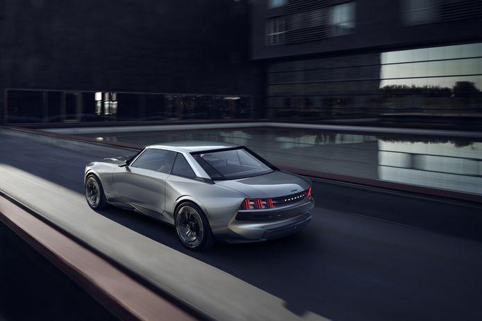 De Peugeot e-Legend gaat voorlopig niet in productie
