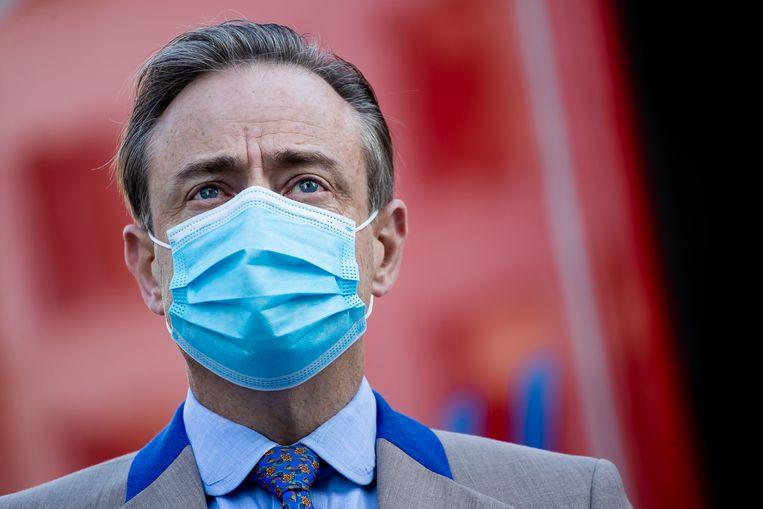 Antwerps burgemeester Bart De Wever (N-VA). Beeld BELGA