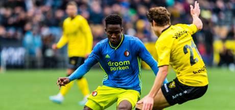 Samenvatting   VVV-Venlo - Feyenoord