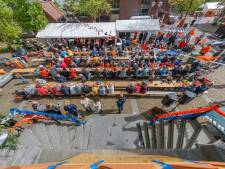 Koningsdag coronaproof: Wilhelmus klinkt live in Klundert en kids op versierde fiets door Zevenbergen