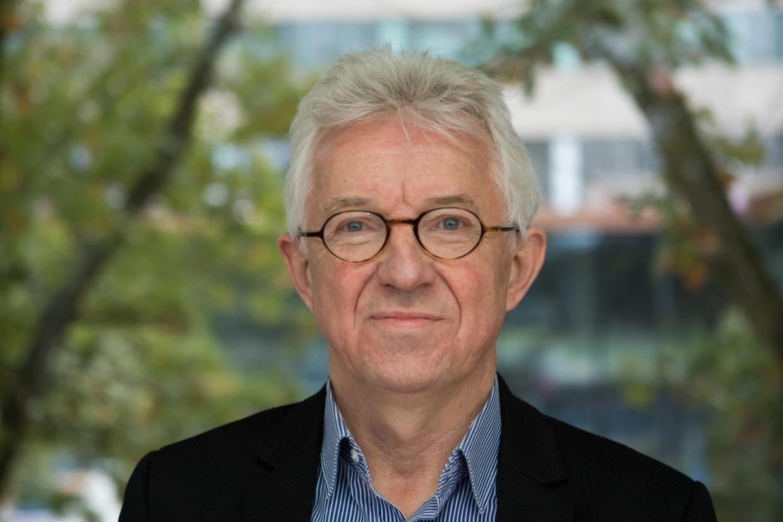 Marc De Kesel: 'Wat me stoort is dat we het leven sluitend willen krijgen, een eenheid ervaren, zin, een full mind'.  Beeld Titus Brandsma Instituut