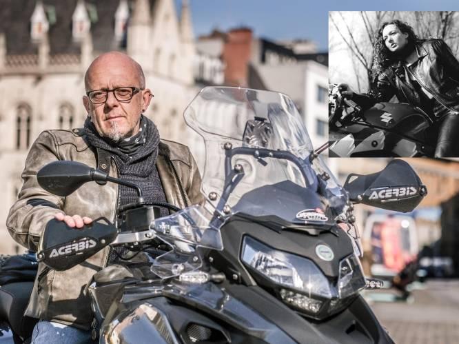 """""""Ze was mijn soulmate"""": Claude eert zijn overleden nicht Anja met rit van 35.000 kilometer voor goeie doelen"""