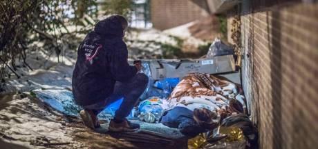 Polen overnachten in eigen auto; toename van dakloze arbeidsmigranten