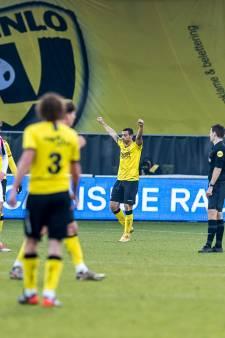 Drama voor Willem II: Tilburgers onder degradatiestreep na nederlaag in Venlo