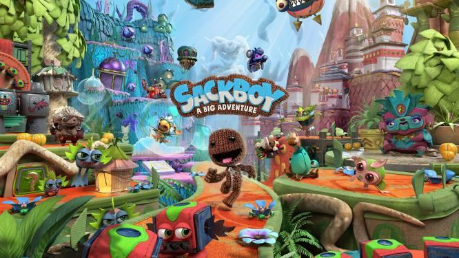 Sackboy: A Big Adventure biedt een stressloze pot ontspanning in een bonte 3D-wereld