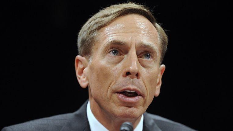 David Petraeus. Beeld EPA