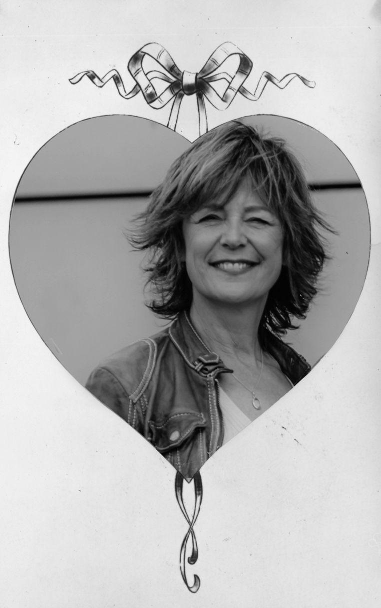 Karin van As, de nieuwe omroepstem van de NS.  Beeld NS / Getty Images
