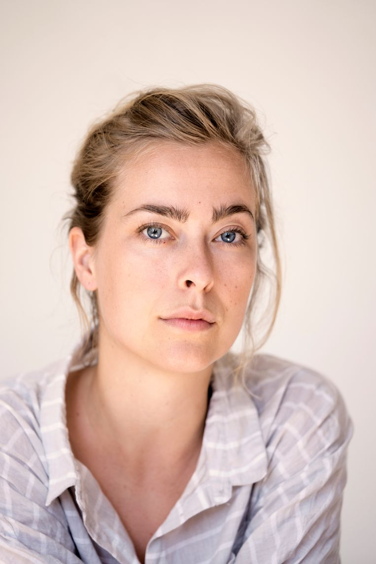 De Deense auteur Caroline Albertine Minor. Beeld Lærke Posselt