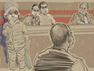 """Politieman die Mawda doodschoot getuigt voor de rechter: """"Haar dood heeft me gebroken"""""""