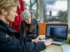 Utrecht krijgt de eerste visdeurbel ter wereld (en dit is geen 1 aprilgrap): 'Bij de sluis ontstaat een vissenfile'