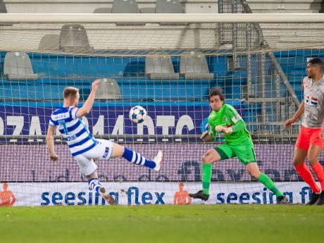 Samenvatting   De Graafschap - FC Eindhoven