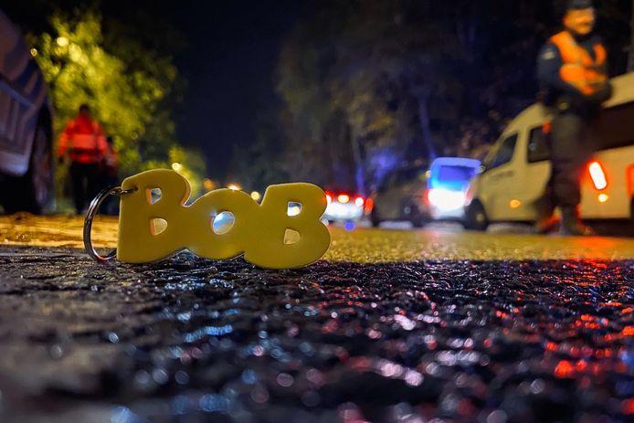 Verkeerscontrole Winter BOB-campagne pz Regio Tielt