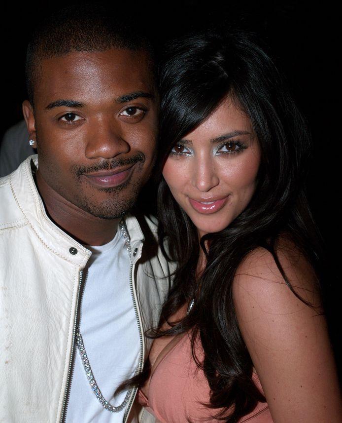 Ray J en Kim Kardashian