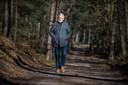 """Gentleman-activist Harry Voss in Kroondomein Het Loo bij Wiesel. ,,Ik ga nog iedere dag het bos in."""""""