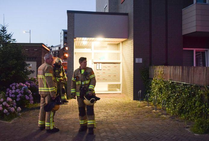 Brandje in appartement woonzorgcomplex aan de Keppelseweg in Doetinchem.