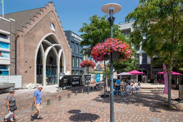De voormalige Pniëlkerk opent op 14 september de deuren als Downtown.