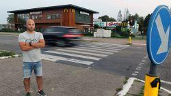 """Zoontje (11) van Alexander gewond na ongeval met vluchtmisdrijf op zwart kruispunt: """"Maak hier nu eindelijk eens werk van meer verkeersveiligheid"""""""