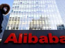 Webwinkel Alibaba in het rood door miljardenboete Chinese overheid