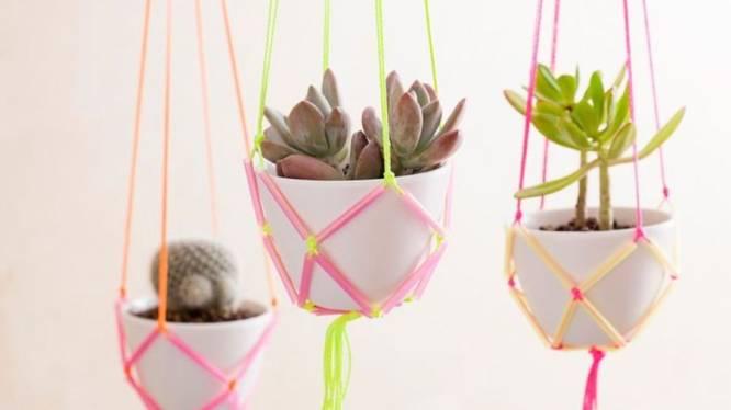 DIY's die je deze lente zeker moet proberen