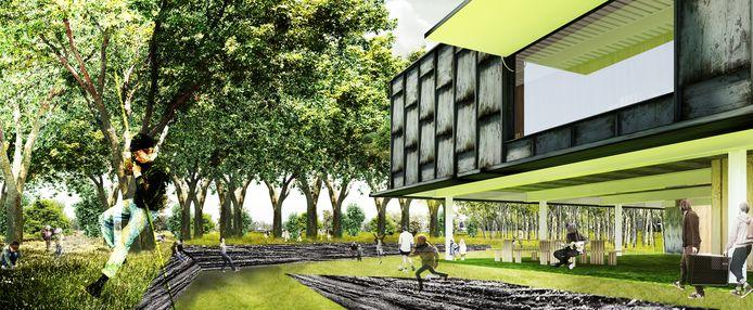 In 2015 droomde Scouting Oisterwijk nog van nieuwbouw op Den Donk.